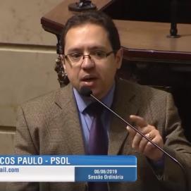 CÂMARA BARRA CPI DA SUBEM, MAS DR. MARCOS PAULO SEGUE COM DENÚNCIAS E INVESTIGAÇÕES