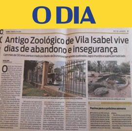 O Dia 27/04 –  Zoologico